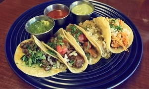 Teresa's Mexican Grill: Mexican Dine-In or Catering at Teresa's Mexican Grill (Up to 38% Off). Three Options Available.
