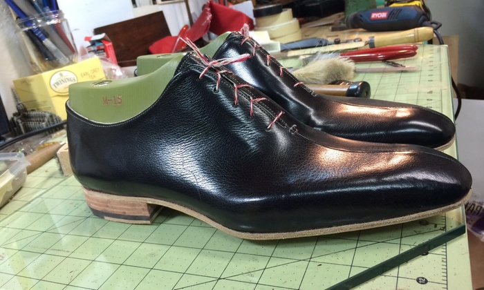 Michael Grey Footwear - Greenpoint: 2 day shoe-making course at MICHAEL GREY FOOTWEAR  (51% Off)