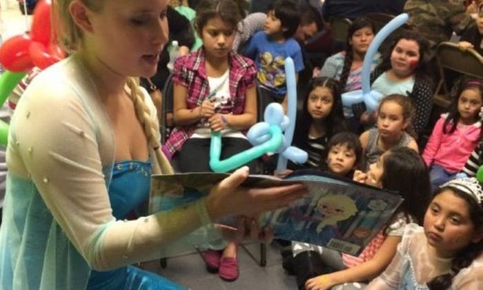 Kids Fantasy Gala, Inc - Chicago: $98 for $175 Groupon — Kids Fantasy Gala, Inc