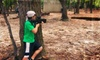 Fireball Mountain Outdoor Laser Tag - Leisuretowne: 90 Minutes of Outdoor Laser Tag for Two or Four at Fireball Mountain Outdoor Laser Tag (Up to 55% Off)