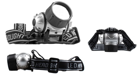 7-LED Adjustable Headlamps (3-Pack)