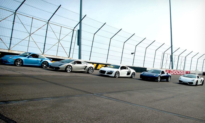 Xtreme Xperience - Pikes Peak International Raceway: Exotic Supercar Driving Experience on a Real Racetrack for One or Two from Xtreme Xperience (Up to 68% Off)