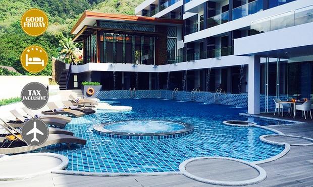 Phuket: Eastin Yama Hotel+Flights 0