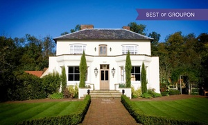 Double AA Rosette-Awarded 4* Hotel in Hertfordshire