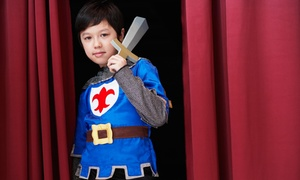 Create It Kids Club: Up to 54% Off Create It Kids' Theater Classes at Create It Kids Club