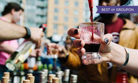 Cherry Blossom Beer & Wine Festival by Drink the District