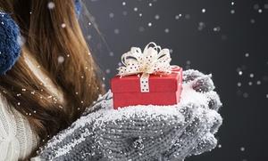 Swarovski Elements Three-piece Jewelry Mystery Christmas Gift