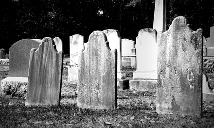 Plymouth Ghost & Legends Lantern Tour for Two, Four, or Six from Colonial Lantern Tours (Up to 56% Off)