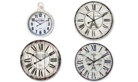 Vintage Wall Clocks from R449 Including Delivery (Up to 53% Off)