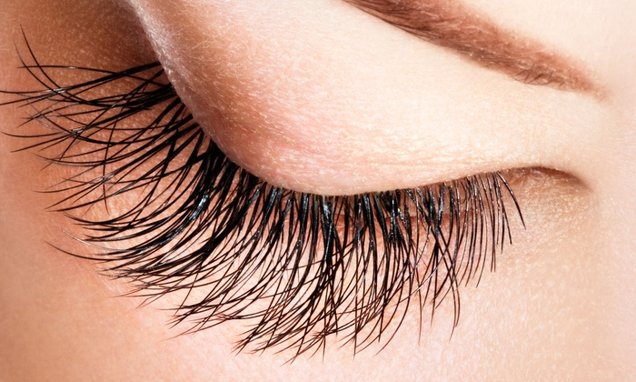 Geri's Garden Spa - Fair Oaks: Full Set of Natural Eyelash Extensions with Optional Two-Week Refill at Geri's Garden Spa (Up to 58% Off)