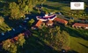 Estate Tuscany-Pokolbin - Pokolbin: Hunter Valley: Two- or Three-Night Getaway for Two with Wine Tour, Food Credit, and Canapes at Estate Tuscany-Pokolbin