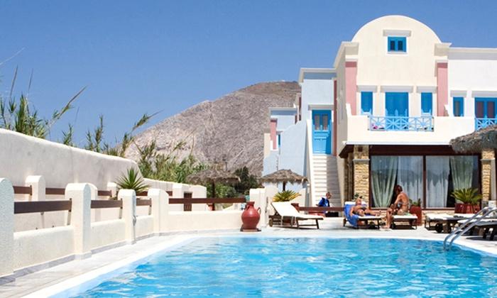 BLUE DIAMOND BAY HOTEL(IT) - Perissa - Santorini (Grecia) | Groupon