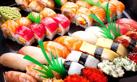 Sushi and Pan-Asian Cuisine for Two, Four, or Takeout at Kumo (Up to 50% Off)
