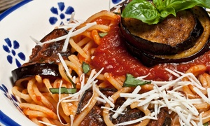 Monastero's Ristorante & Banquets: Italian Cuisine for Dinner or Lunch at Monastero's Ristorante & Banquets (50% Off)