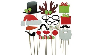 Lot d'accessoires de Noël