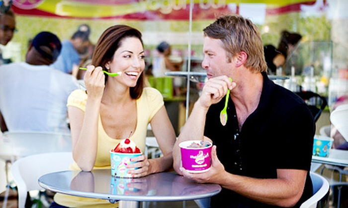 Menchie's - Canyon Country: $6 for $12 Worth of Frozen Yogurt at Menchie's