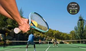 Smash Center – Academia de Tênis: Smash Center – Jardim São Carlos: 1, 3 ou 6 meses de tênis com matrícula inclusa (diurno ou noturno)