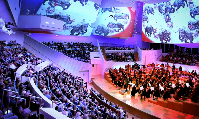 Encounters: Copland and Ives: Homespun Threads in the American Musical Quilt - New World Center: New World Symphony's Copland and Ives: Homespun Threads in the American Musical Quilt on November 20 or 21 at 7:30 p.m.
