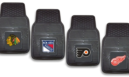 NHL Logo Car Floor Mats