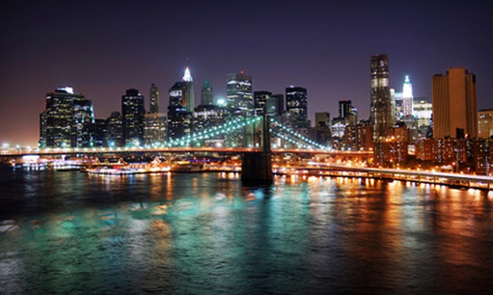 AfterWorksCruises.com: Happy Hour on the East River for One or Two on Tuesday, Thursday, or Friday from AfterWorkCruises.com (Up to 62% Off)