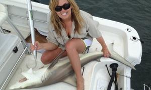 Fat Fish Adventures, Llc: Six-Hour Fishing Trip with Optional Meal from Fat Fish Adventures, LLC (20% Off)