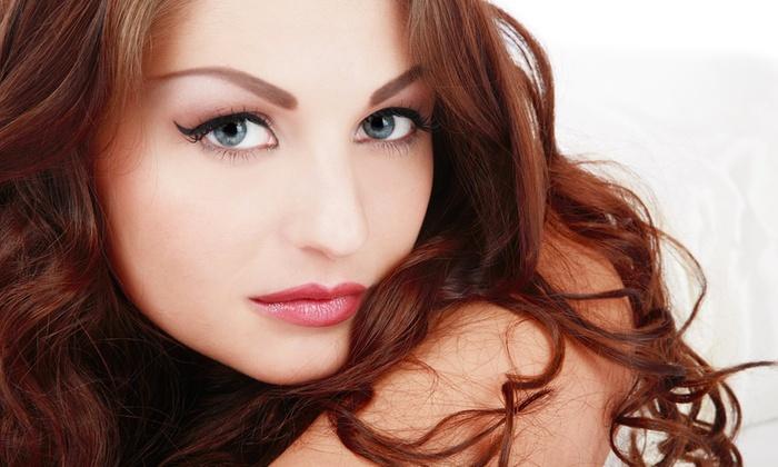 Ilana Beauty at Vicky Salon - Westwood: Permanent Eyeliner, Eyebrows, Lip Liner or Lipstick at Ilana Beauty at Vicky Salon (Up to 65% Off)