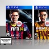 NBA Live 14 and FIFA 14 Bundle for PS4