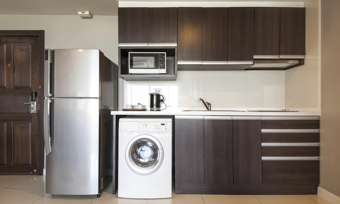 AAO Appliance Outlet - Pleasanton: $49 for $99 Worth of Large Appliances — American Appliance