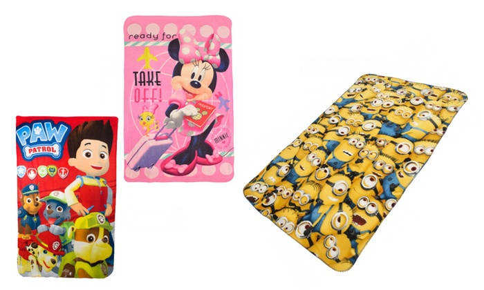 Plaid Personalizzato Groupon.Plaid Con Personaggi Disney Groupon Goods