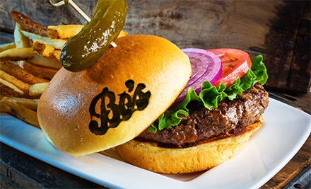 Bar Food and Drinks for Two, Four, or Six at Bokampers Sports Bar & Grill (Half Off)