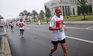 Running of the Bulls 5K: One Race Entry Package for One or Two People to the Running of the Bulls 5K (Up to 44% Off)