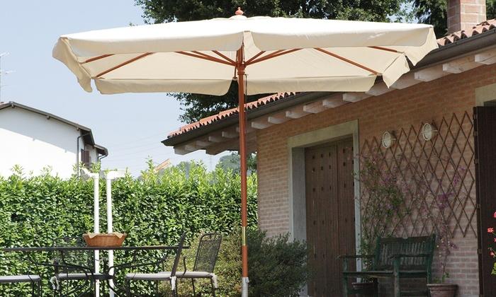 Ombrelloni da giardino groupon goods - Ombrelloni da giardino 3x2 ...