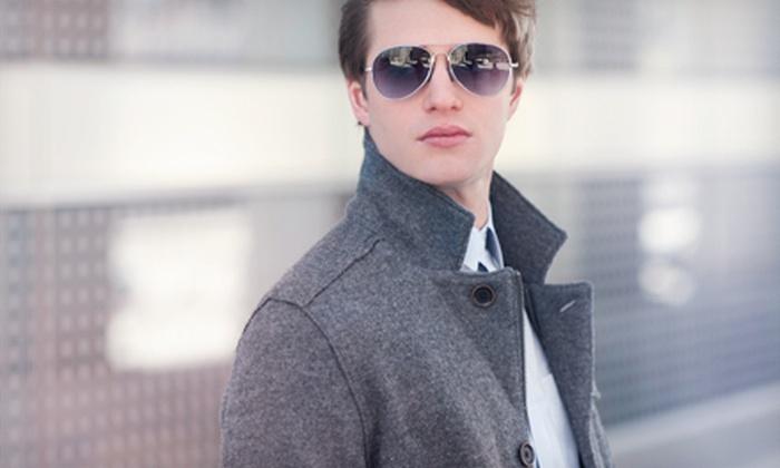 Devine Eyes - Shandon: $49 for $200 Toward Prescription Eyeglasses and Sunglasses at Devine Eyes