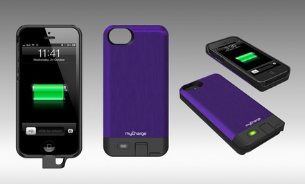 myCharge Freedom 2,000 mAH iPhone 5/5S Battery Case