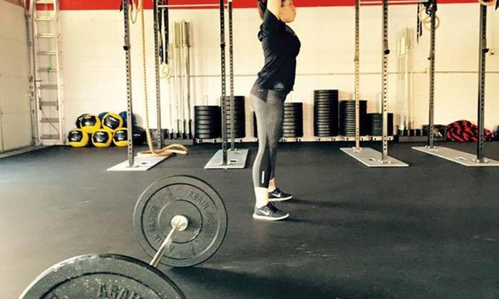 CrossFit Cervus - Hainesport: Four Weeks of Unlimited CrossFit Classes at CrossFit Cervus (45% Off)