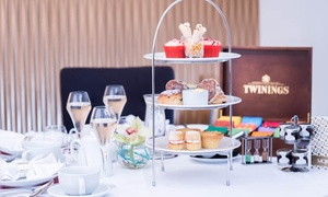 Mojo The Food Bar: Afternoon Tea with Optional Glass of Prosecco for Two or Four at Mojo The Food Bar