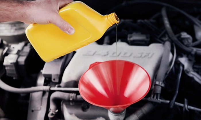 Honest-1 Auto Care - UNCG area: $39 for Three Oil-Change Packages at Honest-1 Auto Care (131.85 Value)