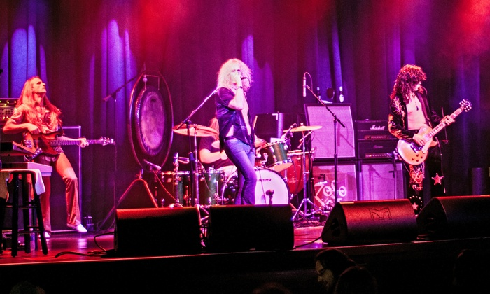 ZOSO - Coda: Zoso – The Ultimate Led Zeppelin Experience on March 17 at 8 p.m.