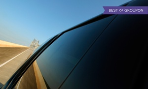 Fabulous Auto Alarms: Tinting for a Two-Door or Four-Door Vehicle at Fabulous Auto Alarms (Up to 53% Off)