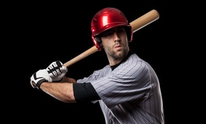 The Batter's Box: Up to 53% Off Batting Cages and Drinks at The Factory