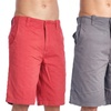 Men's Casual Flat Front Shorts