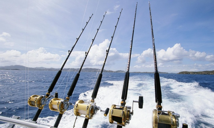 Adriatic Marine - Tampa Bay Area: 4-Hour Private Guided Fishing Trip at A.M. Charters (45% Off)