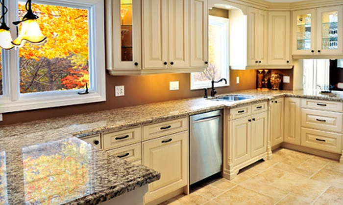 Stonewood Kitchen and Bath - Downtown Walnut Creek: $99 for $500 Worth of Kitchen- or Bath-Design Services from Stonewood Kitchen and Bath (80% Off)