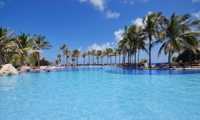 All inclusive grand oasis cancun stay with airfare from for Round the world trips all inclusive