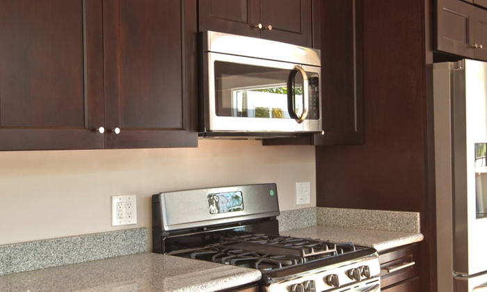 DL Granite & Cabinet, Inc. - Jackson: $1,599 for Granite Countertop with Installation from DL Granite & Cabinet, Inc. ($3,300 Value)