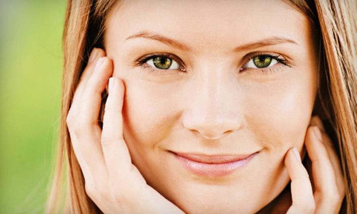 Shangri-La Medispa - Moss Farm: One or Three Enzyme Facials at Shangri-la Medispa (Up to 59% Off)