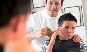 Kiki at Salon Elle: $45 Off of 3 Men's Haircuts at Kiki at Salon Elle