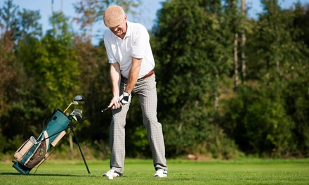 3 or 5 Private or Semi-Private Golf Lessons and Swing Analysis from Mark S. Macy Golf Instruction (Up to 52% Off)