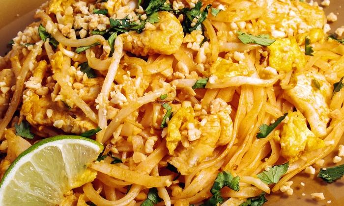 Bangkok Cuisine - Sterling Heights: $11 for $20 Worth of Thai Food at Bangkok Cuisine