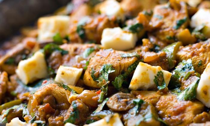 Mirchi Indian Cuisine - Novi: One or Three Groupons for $23 Worth of Indian Cuisine at Mirchi Indian Cuisine (43% Off)